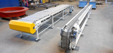 Conveyors and manipulators